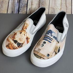EUC Mens Sperry Star Wars Size 10.5